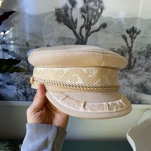 Lack Of Color Gold Riviera Cap Hat
